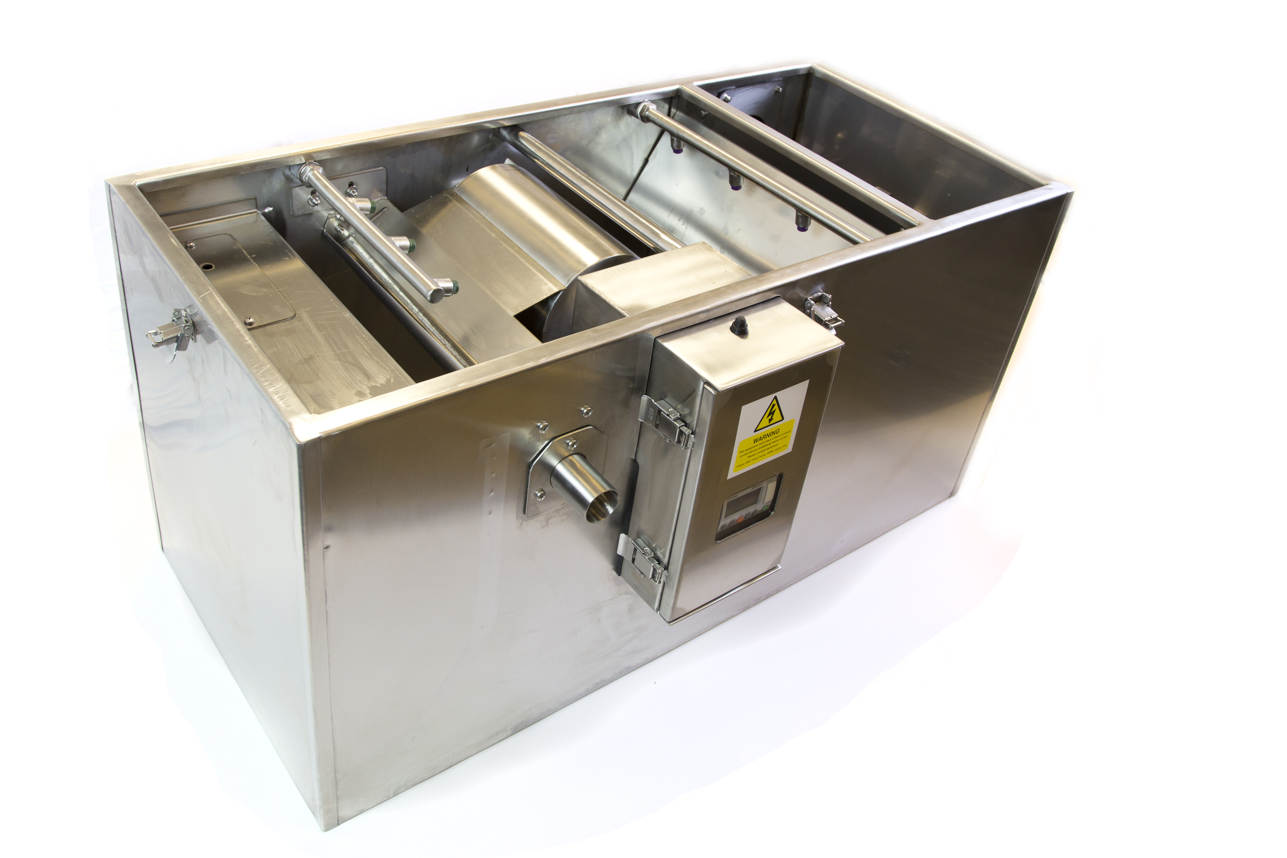 Automatic Under Sink Grease Trap And Grease Removal Unit