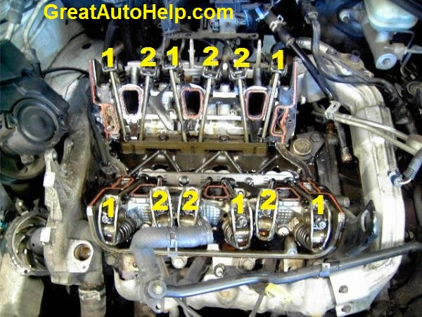 How to Adjust GM 3400 34L Pushrod Rocker Arms
