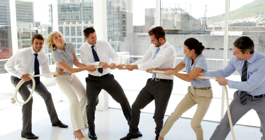 12 Fun Christmas Party Games for Small and Large Office Groups - office fun games