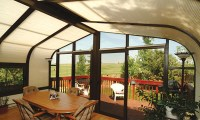 Sunroom Blinds and Patio Shades | Great Day Improvements