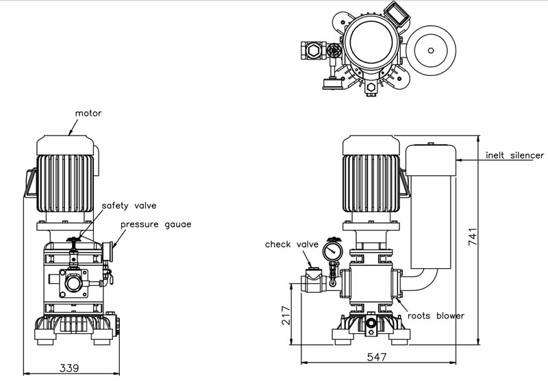 GREATECH MACHINERY INDUSTRIAL CO, LTD , Roots Blower Manufacturer