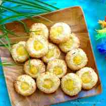 Coconut Pineapple Cookies SQ