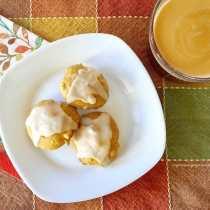 Pumpkin Cookies 2 OH