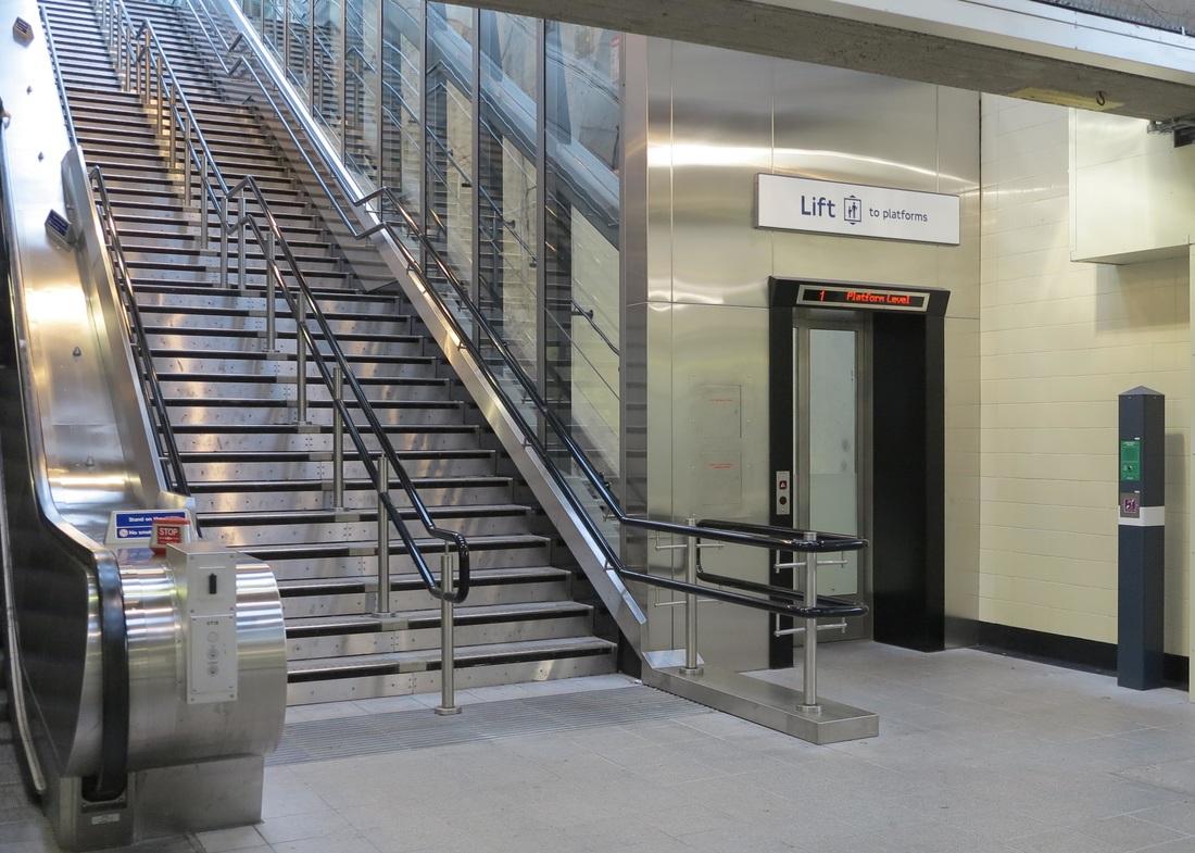 Greenford Incline Lift Glp
