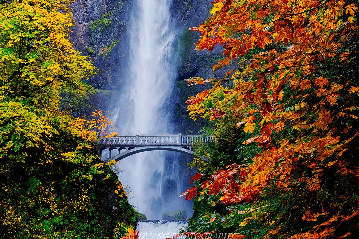 Snoqualmie Falls Wallpaper Getaway 10 Scenic Drives For Washington State Fall Color