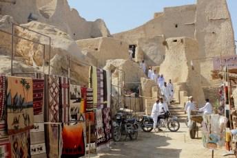 Shali Fortress Market