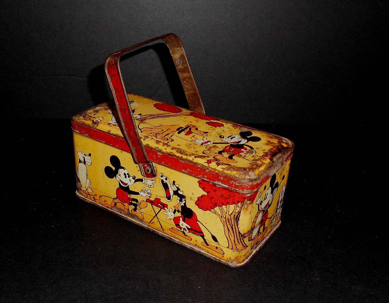 Old Lunch Boxes
