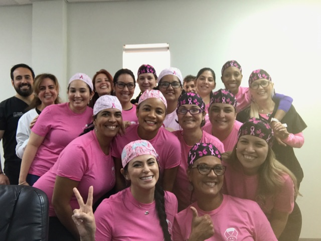 Great Expressions Raises over $7,500 for Breast Cancer Research