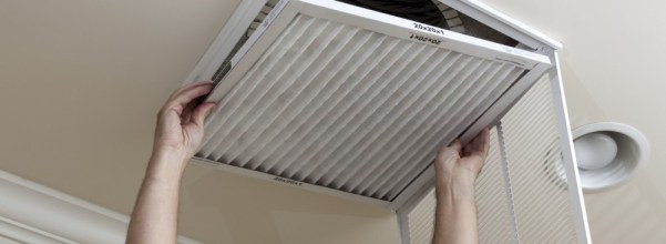 Air filters - the cleaner the better!