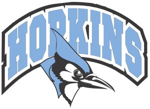 Johns Hopkins Blue Jays lacrosse logo