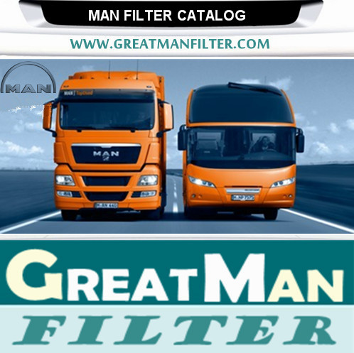 MAN FILTER CATALOG-GREATMAN FILTER FACTORY-CHINA ACTIVE FILTRATION