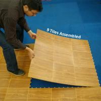 Portable Dance Floor Tile - Modular Portable Dance Floor ...