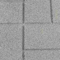Rubber Paver Tiles - Rubber Patio Tile for Outdoor