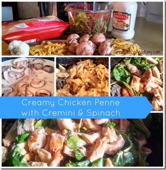 Creamy Chicken