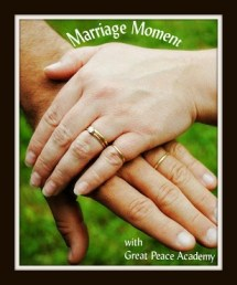 Marriage Moment at Great Peace Academy