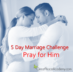 Marriage Challenge: Commit to Prayer
