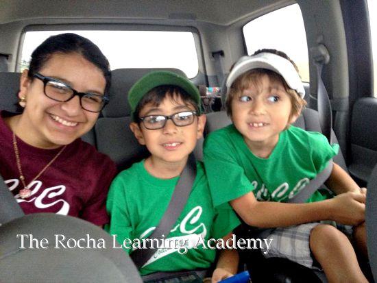 Real Life Superhero Homeschool Mom, Fee Rocha's Family   Great Peace Academy