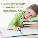 #ad 6 Super Supplements to Round Out Your Homeschool | GreatPeaceAcademy