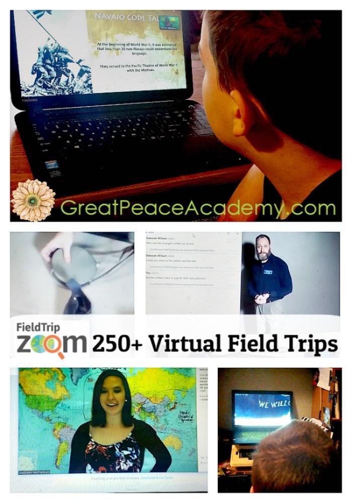 How to Offer Homeschool Field Trips the Virtual Way   GreatPeaceAcademy.com #ihsnet