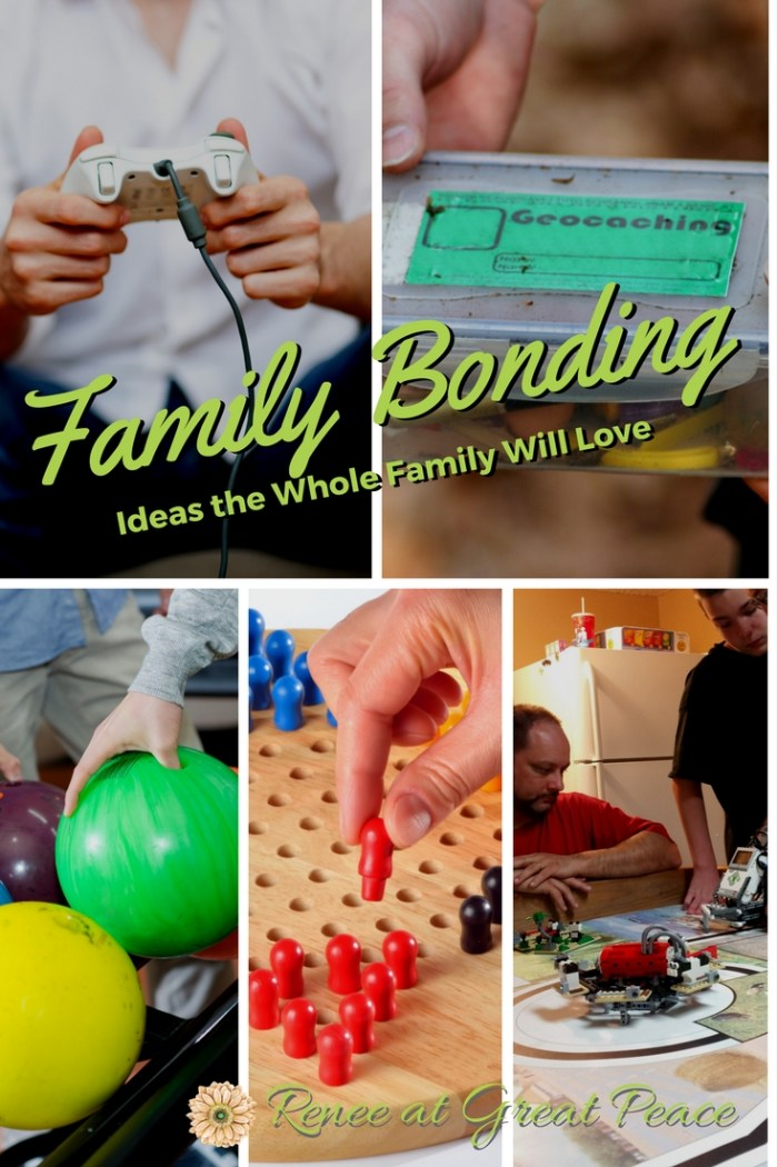 Family Bonding Time the Whole Family will Love   Renée at Great Peace #ihsnet