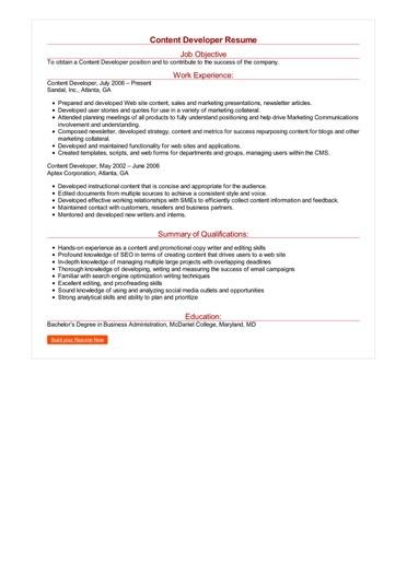 datapower sample resume
