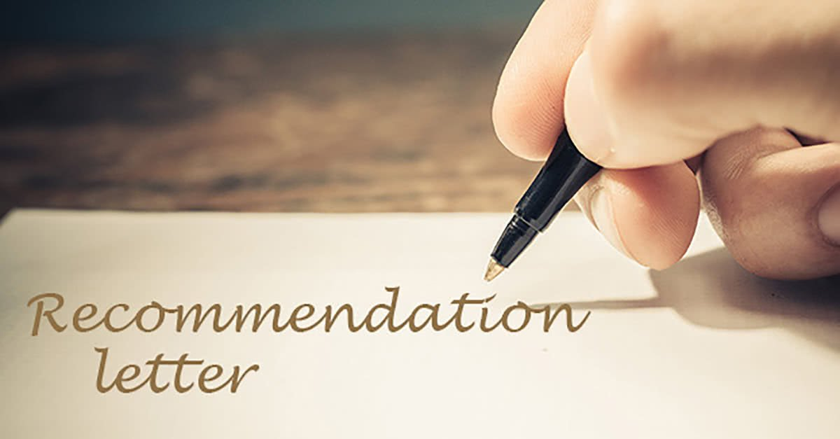 How to get a great letter of recommendation Parenting