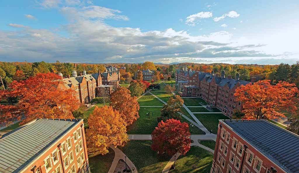 Upstate New York Fall Hd Wallpaper Vassar College Great Value Colleges