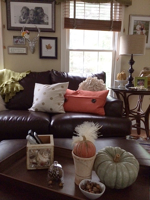 table & couch