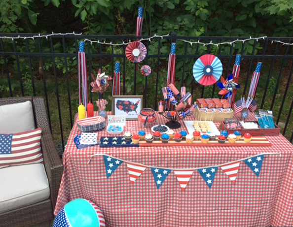 July 4th_table full 3
