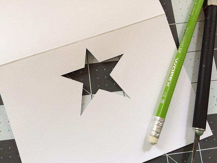 greco design_star card diecut