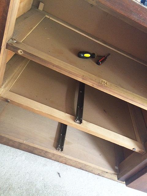 mid century dresser_hardware