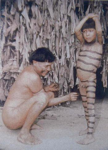 tribal sex ritual