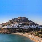 Lindos Acropolis - Rhodes