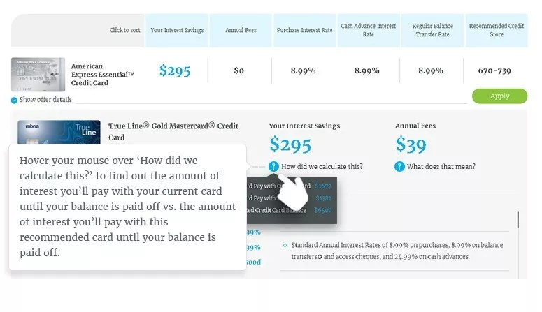 Credit Card Interest Calculator Find Out How Much You Can Save in