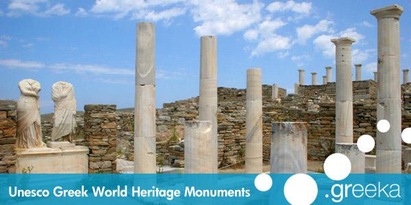 World Heritage UNESCO Sites in Greece - Greeka