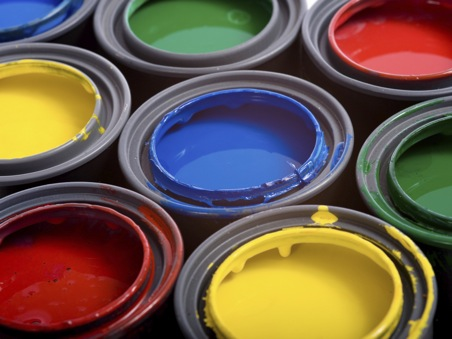 Weekly Tip #6: Look For No- And Low-Voc Paints, Sealants