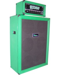 GREEN Guitar & Bass Speaker Cabinets