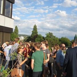 GreenBuzz Summer Party @ SUSI Partners' sunny terrace, 20 July