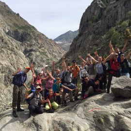 GreenBuzz experience excursion: Hydroelectric power plant in Grimsel & Rhone Glacier, 20-21 Aug