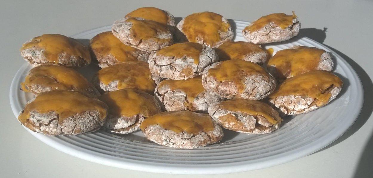 Evdemon cookies