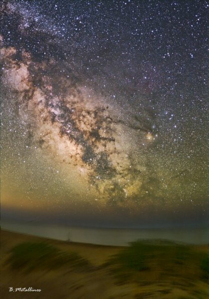 Bill Metallinos, astrophotographer