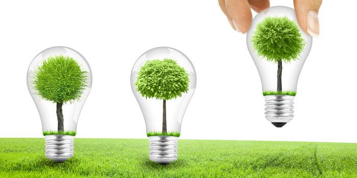 Gebruik het liefst LED lampen