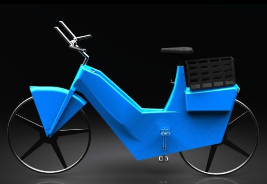 bisickle commuter bicycle 1