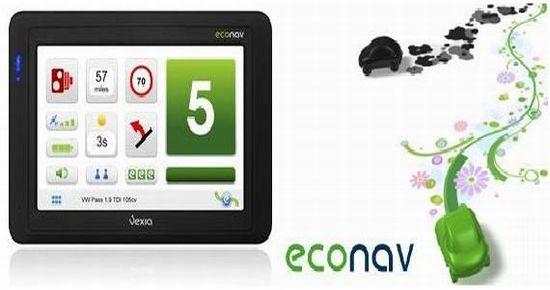 Econav: GPS navigation ensures a safe and cost effective ...