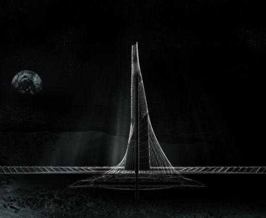 lunar solar power system 2
