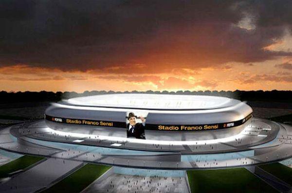 Rome's Solar-Powered Stadium