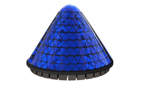 V3Solar's spin cell