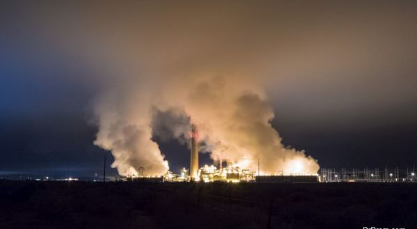 Heavy Industry emissions