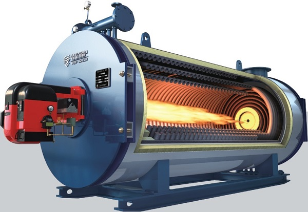 Gas Fired Thermal Oil Heater Green Energy Systems Gas