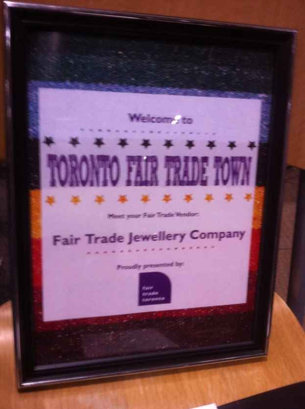 Toronto Fair Trade Town
